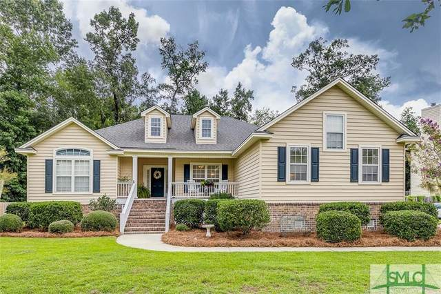 4 Lee Hall Drive, Savannah, GA 31419 (MLS #231964) :: Bocook Realty