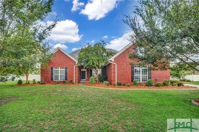 200 Cooperstown Drive, Guyton, GA 31312 (MLS #231969) :: Keller Williams Realty-CAP