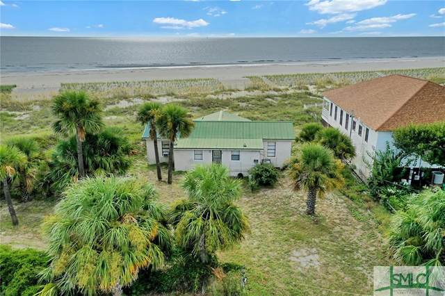 6 Lovell Avenue, Tybee Island, GA 31328 (MLS #231989) :: Coastal Savannah Homes