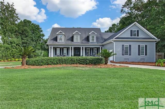 51 Wild Thistle Lane, Savannah, GA 31406 (MLS #233026) :: Bocook Realty