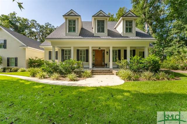 1 Greyhen Lane, Savannah, GA 31411 (MLS #233029) :: Heather Murphy Real Estate Group