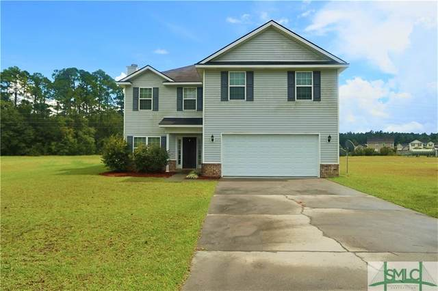 50 Clydesdale Court NE, Ludowici, GA 31316 (MLS #233068) :: Partin Real Estate Team at Luxe Real Estate Services