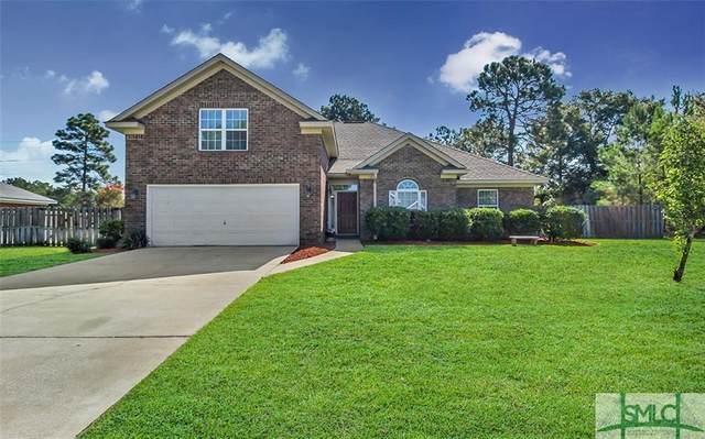 118 Mill Creek Drive, Rincon, GA 31326 (MLS #233075) :: Partin Real Estate Team at Luxe Real Estate Services