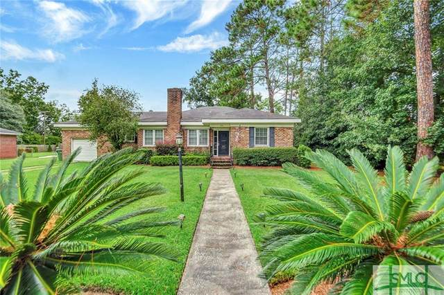 336 Oxford Drive, Savannah, GA 31405 (MLS #233076) :: Keller Williams Realty-CAP