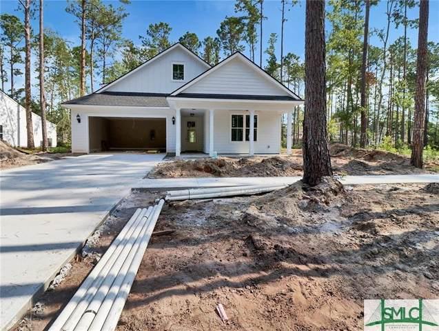 257 Lafayette Drive, Richmond Hill, GA 31324 (MLS #233078) :: Glenn Jones Group | Coldwell Banker Access Realty