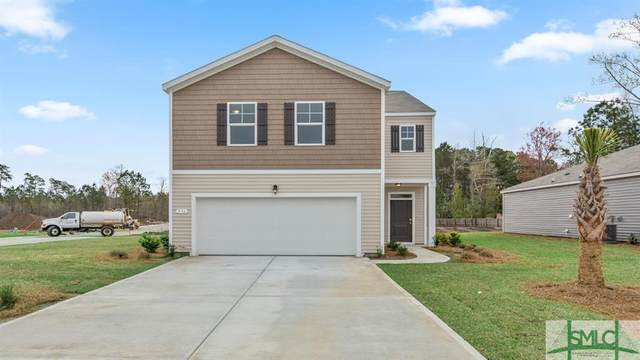 106 Barbados Circle, Guyton, GA 31312 (MLS #233097) :: Coastal Savannah Homes