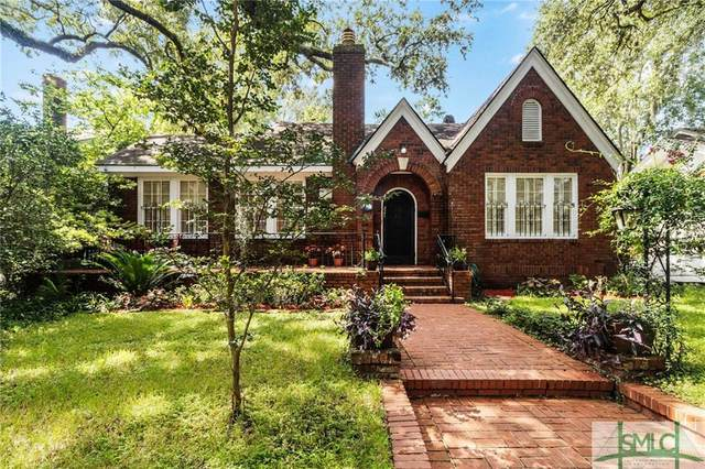 221 E 46th Street, Savannah, GA 31405 (MLS #233099) :: Bocook Realty