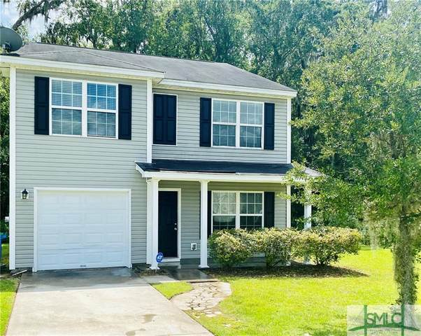 6 Tiller Court, Port Wentworth, GA 31407 (MLS #233111) :: Keller Williams Realty-CAP