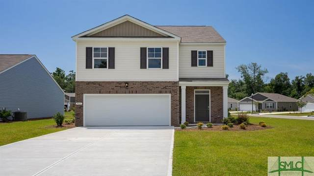 214 Caribbean Village Drive, Guyton, GA 31312 (MLS #233113) :: Coastal Savannah Homes