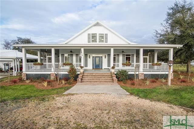 1600 Arcola Road, Pembroke, GA 31321 (MLS #233122) :: Partin Real Estate Team at Luxe Real Estate Services