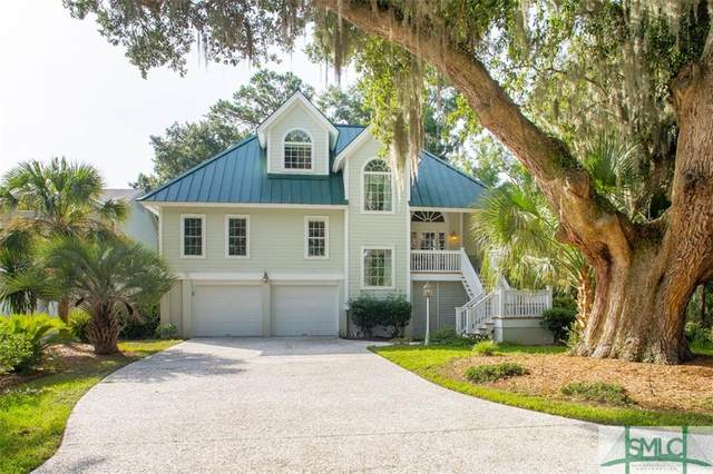 10 Marina Drive, Savannah, GA 31411 (MLS #233141) :: Partin Real Estate Team at Luxe Real Estate Services