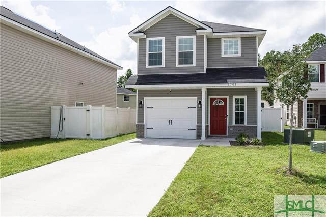 1303 Karen Court, Hinesville, GA 31313 (MLS #233144) :: Level Ten Real Estate Group