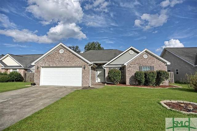 218 Pebblestone Drive, Bloomingdale, GA 31302 (MLS #233148) :: Partin Real Estate Team at Luxe Real Estate Services