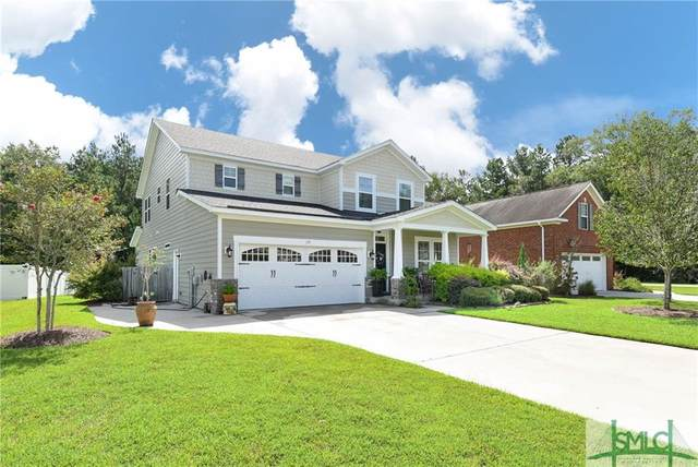 135 Tahoe Drive, Pooler, GA 31322 (MLS #233157) :: Level Ten Real Estate Group