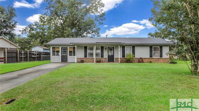 1209 Dj's Way, Pooler, GA 31322 (MLS #233160) :: Teresa Cowart Team