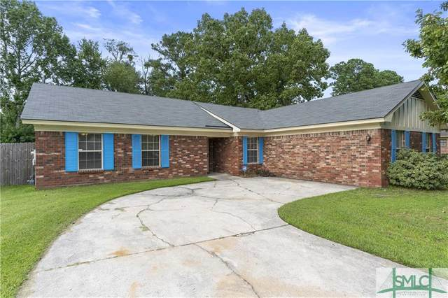 208 Sandlewood Drive, Savannah, GA 31405 (MLS #233163) :: Coastal Savannah Homes
