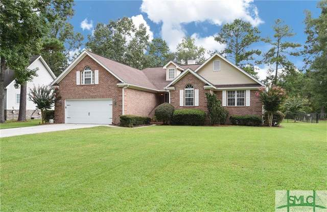 31 Sterling Woods Drive, Richmond Hill, GA 31324 (MLS #233165) :: Coastal Savannah Homes