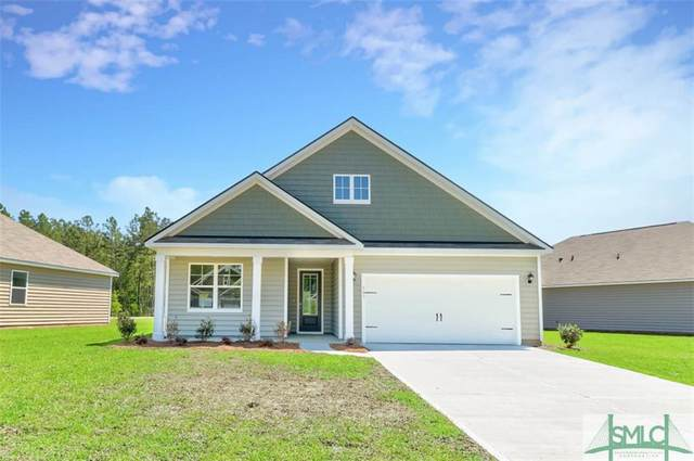 117 Oldwood Drive, Pooler, GA 31322 (MLS #233183) :: Partin Real Estate Team at Luxe Real Estate Services