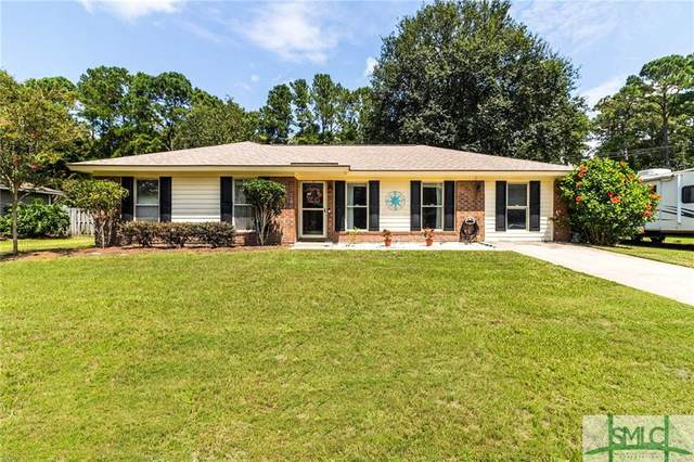 22 Rivers Bend Drive, Savannah, GA 31406 (MLS #233187) :: Partin Real Estate Team at Luxe Real Estate Services