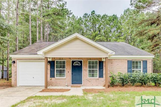 487 Shadowbrook Circle, Springfield, GA 31329 (MLS #233189) :: Partin Real Estate Team at Luxe Real Estate Services