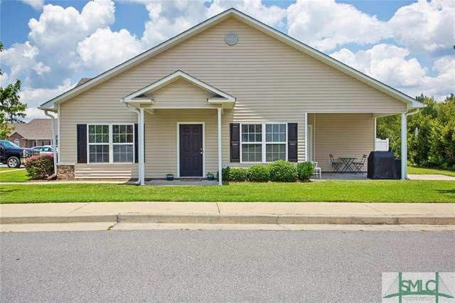 401 Barry Mccaffrey Boulevard C-6, Hinesville, GA 31313 (MLS #233192) :: Partin Real Estate Team at Luxe Real Estate Services