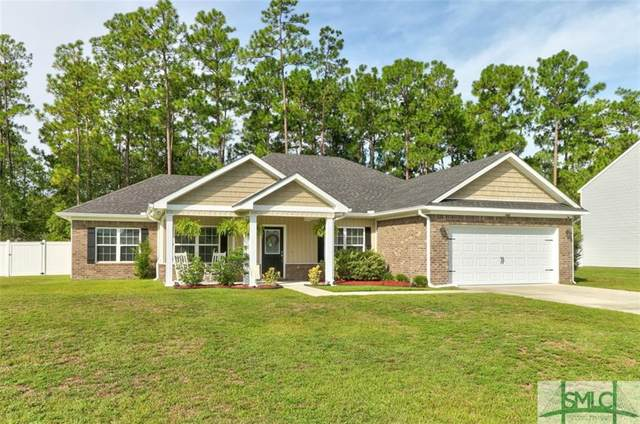 125 Greystone Drive, Guyton, GA 31312 (MLS #233198) :: Partin Real Estate Team at Luxe Real Estate Services