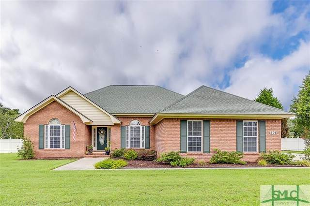 508 Braves Field Drive, Guyton, GA 31312 (MLS #233199) :: Teresa Cowart Team