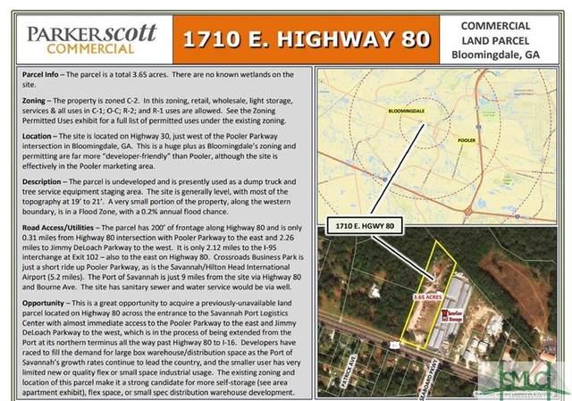 1710 Us Highway 80 Highway, Bloomingdale, GA 31302 (MLS #233207) :: Bocook Realty