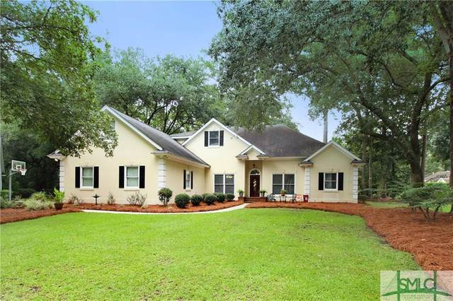 4 Baysprings Court, Savannah, GA 31405 (MLS #233208) :: Teresa Cowart Team