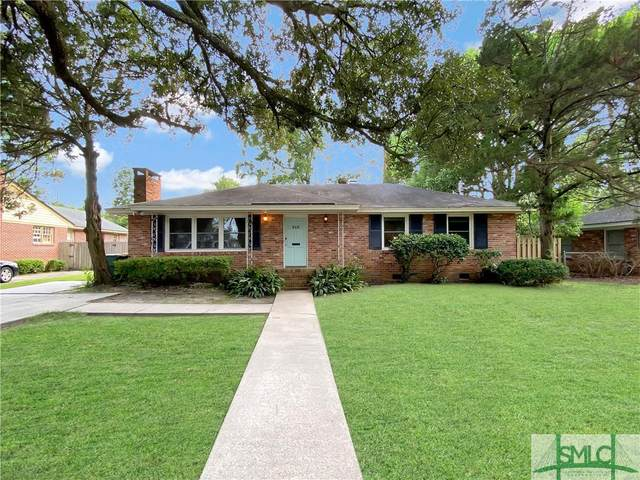 329 Oxford Drive, Savannah, GA 31405 (MLS #233220) :: Keller Williams Coastal Area Partners