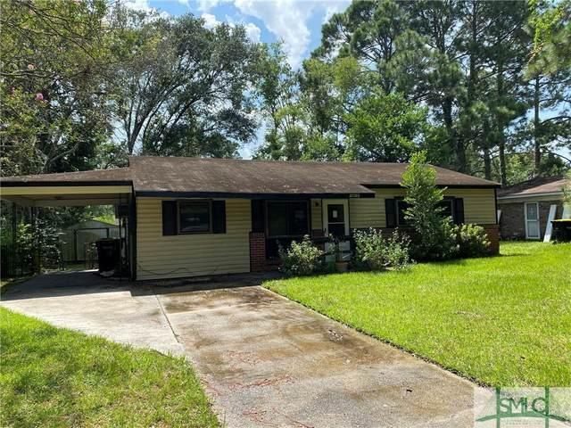 1417 Audubon Drive, Savannah, GA 31415 (MLS #233230) :: Keller Williams Realty-CAP