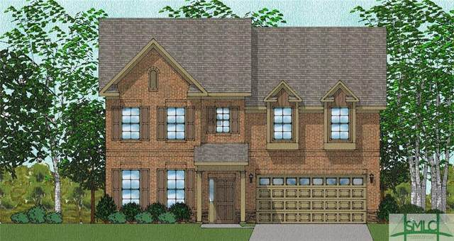 2934 Castleoak Drive, Richmond Hill, GA 31324 (MLS #233236) :: McIntosh Realty Team