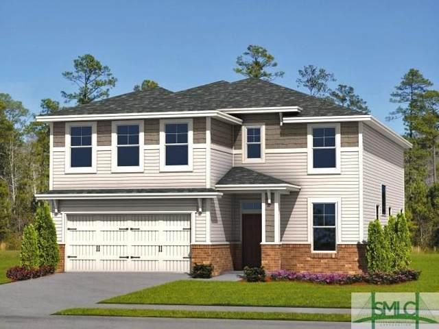 121 Crystal Lake Drive, Savannah, GA 31407 (MLS #233239) :: Keller Williams Realty-CAP