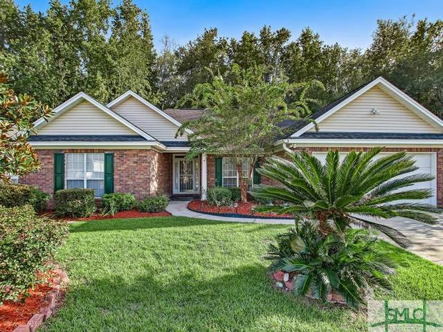 115 Dovetail Crossing, Savannah, GA 31419 (MLS #233256) :: McIntosh Realty Team