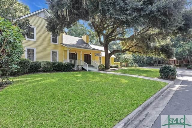 2 Landon Lane, Savannah, GA 31410 (MLS #233257) :: The Arlow Real Estate Group