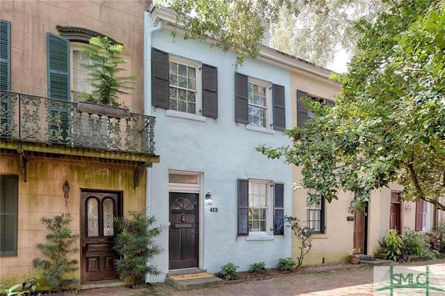 413 E Jones Street, Savannah, GA 31401 (MLS #233261) :: Keller Williams Coastal Area Partners