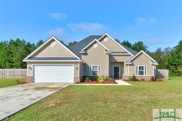 203 Caroline Way, Guyton, GA 31312 (MLS #233270) :: Keller Williams Coastal Area Partners