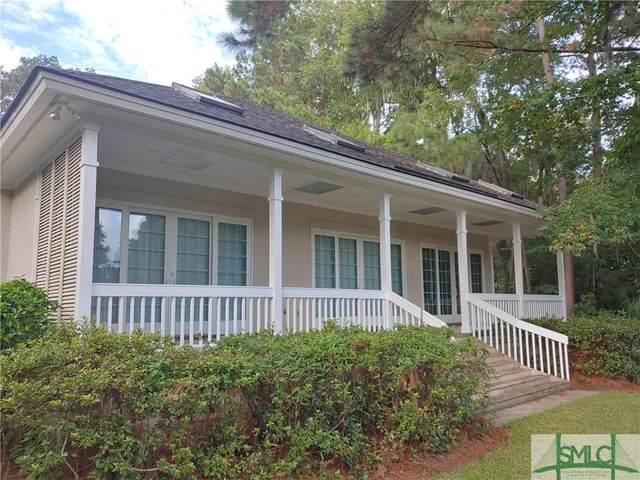 4 Mceachern Court, Savannah, GA 31411 (MLS #233272) :: Heather Murphy Real Estate Group