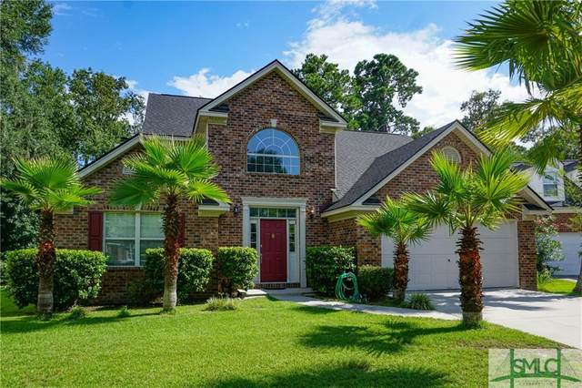 17 Mary Musgrove Drive, Savannah, GA 31410 (MLS #233276) :: Partin Real Estate Team at Luxe Real Estate Services