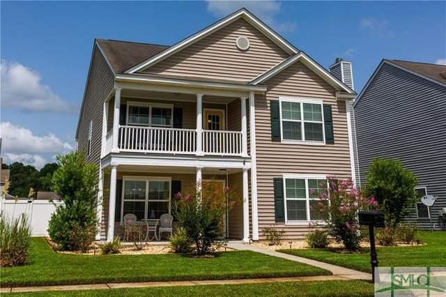 74 Bushwood Drive, Savannah, GA 31407 (MLS #233283) :: Keller Williams Coastal Area Partners