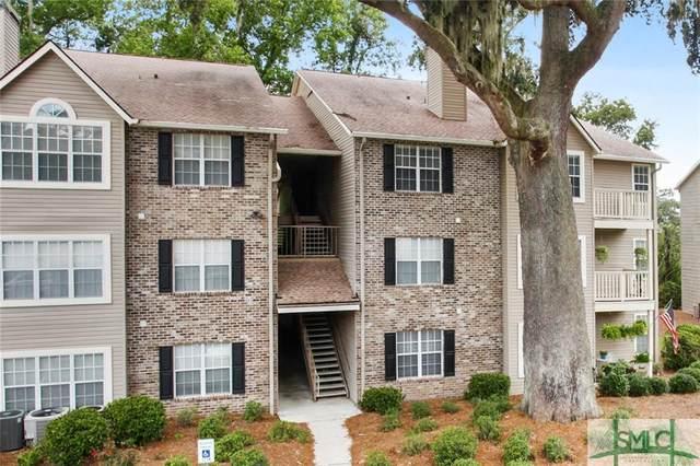 12300 Apache Avenue #1115, Savannah, GA 31419 (MLS #233286) :: Coastal Savannah Homes