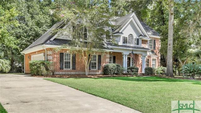 295 Windsong Drive, Richmond Hill, GA 31324 (MLS #233298) :: Coastal Savannah Homes