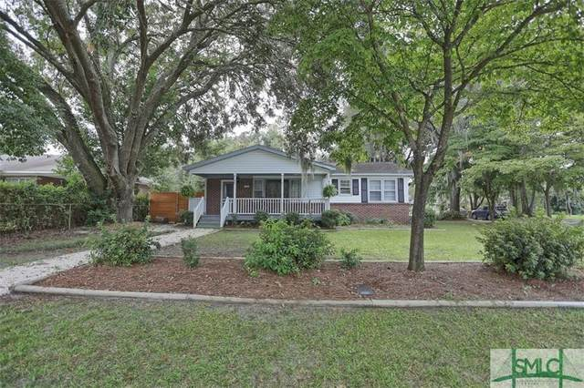 3205 Oakwood Drive, Thunderbolt, GA 31404 (MLS #233302) :: Coastal Savannah Homes