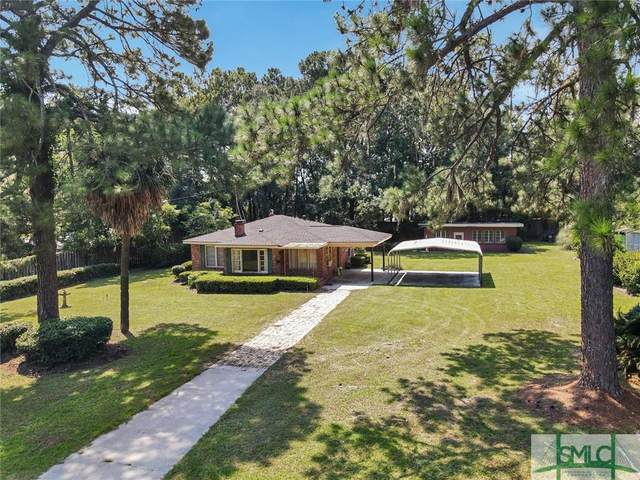 1811 Us Highway 80 Highway W, Garden City, GA 31408 (MLS #233306) :: Partin Real Estate Team at Luxe Real Estate Services