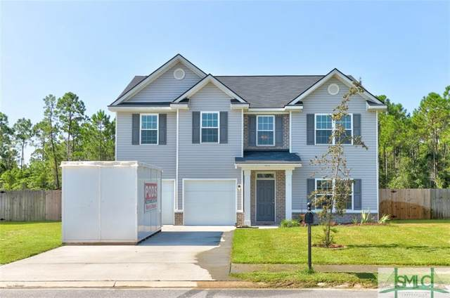 1411 Evergreen Trail, Hinesville, GA 31313 (MLS #233309) :: The Arlow Real Estate Group