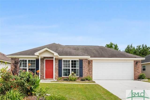 10 Bostwick Drive, Pooler, GA 31322 (MLS #233313) :: Coastal Savannah Homes