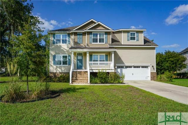 103 Live Oak Way, Savannah, GA 31419 (MLS #233328) :: Liza DiMarco