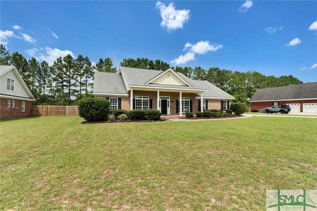 105 Heritage Drive, Guyton, GA 31312 (MLS #233329) :: Glenn Jones Group | Coldwell Banker Access Realty