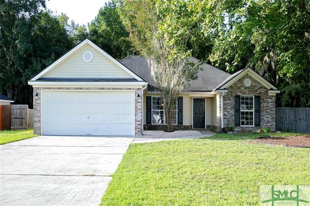 245 Longleaf Circle, Pooler, GA 31322 (MLS #233330) :: Coastal Homes of Georgia, LLC