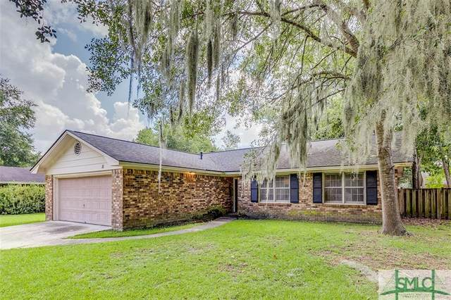 11 Chowning Drive, Savannah, GA 31419 (MLS #233332) :: Heather Murphy Real Estate Group